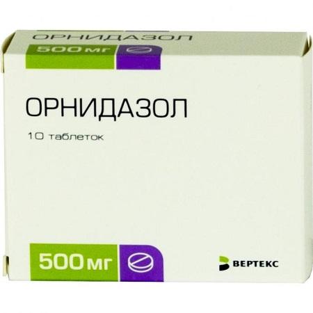 Таблетки Орнидазол: аналоги дешевле и цены заменителей