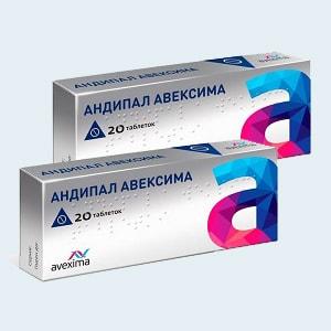 Андипал аналогичные препараты