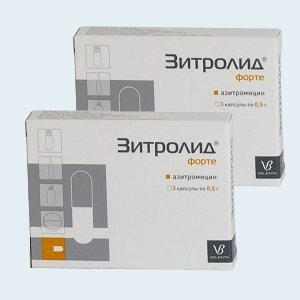 Зитролид от простатита можно ли принимать финастерид при простатите